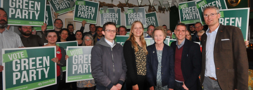 Get involved with Worcester Green Party